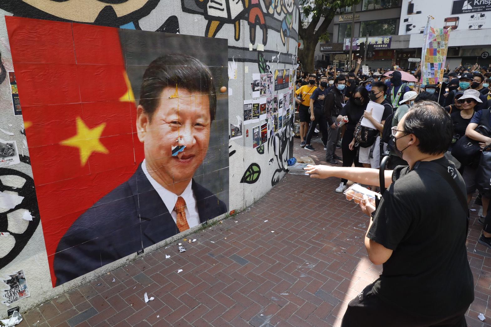 香港反送中運動